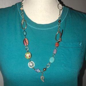 Beautiful Multicolored Necklace